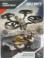 Mega Construx Call Of Duty Dragonfire Drone Strike, 95 Pieces