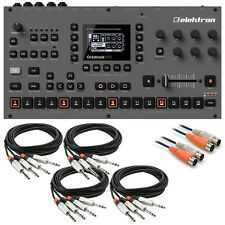Elektron Octatrack MKII 8-Track Sampler and Sequencer COMPLETE CABLE KIT