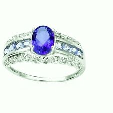 Diamond White Gold 10 Carat Fine Rings