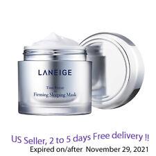 Laneige Time Free Firming Sleeping Mask 60 ml + Free Sample !!