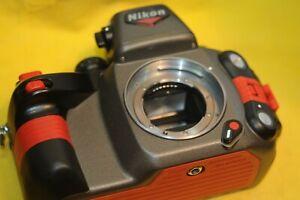 Nikonos RS Unterwasser Spiegelreflex top