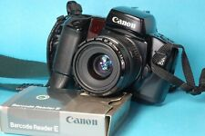 Canon Kleinbildkamera  EOS 100 Analogkamera  mit GR-70  Objektiv Zoom EF 35-70mm