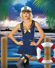 DreamGirl Sea Side Pin Up Costume