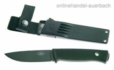 FÄLLKNIVEN F1 ZYTEL BLACK  Messer Outdoor Survival