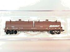 RED CABOOSE N SCALE ~ 100 TON COIL CAR ~ BNSF 534013