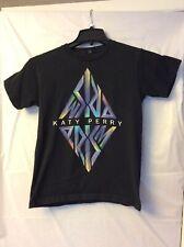 Katy Perry Shirt Black Sz. S