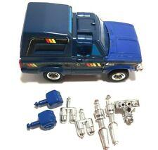 Diakron DK-5 Blue Trailbreaker 1982 G1 Pre Transformers Diaclone Takara Complete