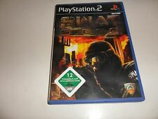 PlayStation 2 PS 2 SWAT victorias