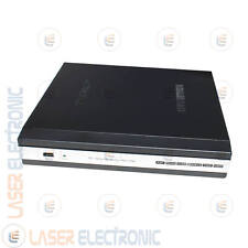 DVR VIDEOSORVEGLIANZA AHD H264 HDMI LAN VGA 4CH CANALI AUDIO VIDEO MENU ITA