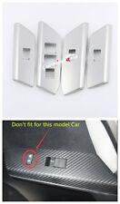 ABS Matt Interior Door Armrest Cover Trim 4pcs For Toyota RAV4 2013 - 2017