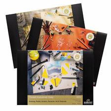 Rembrandt Artist Quality Toned Colour Paper Blocks 50 Sheets A4
