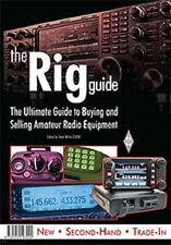 Rsgb rig guide the ultimate guide to amateur ham radio equipment valeur