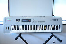 AKAI MX1000 76key midi master keyboard w/ gig bag