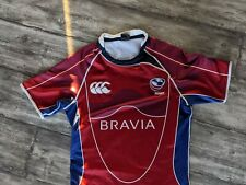 Canterbury Of New Zealand USA Rugby jersey Large