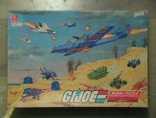 GI Joe VINTAGE 1985 Mural Puzzle Battle 2 100% MISB Compl C-5 ARAH Hasbro Milton