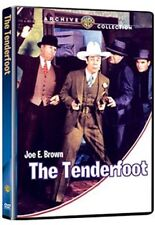 TENDERFOOT - (B&W) (1932 Joe E. Brown) Region Free DVD - Sealed