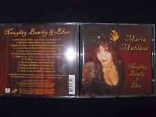 CD MARIA MULDAUR / NAUGHTY BAWDY & BLUE /