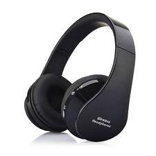 Stereo Headset Bluetooth Wireless Headphones Foldable Noise Cancelling Earphones