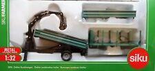 SIKU FARMER 1:32 RIMORCHIO OEHELER COMBINATO CON CARRELLO ART. 2896