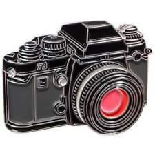 Nikon F3 35mm Film Camera Pin