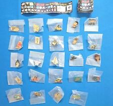 Free shipping Lupin Iii Pins All 24 kinds of sets Complete Japan Limited /097