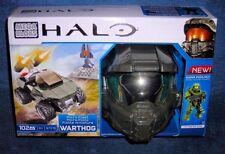 HALO WARS 97216 MEGA BLOKS M12 LAAV WARTHOG GREEN MARINE MICRO FLEET ARMOR NEW