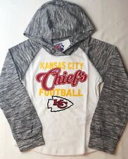 Kansas City Chiefs Girls Lightweight Hoodie | Medium (7/8) | NWT