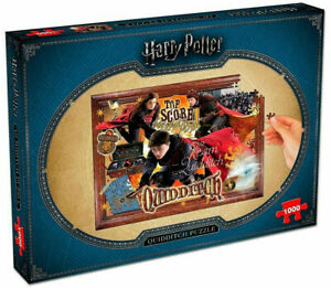 Harry Potter - Quidditch Jigsaw Puzzle 1000 Pieces