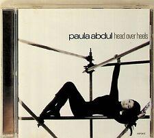 Paula Abdul – Head Over Heels CD (1995 JAPAN +2 BONUS TRACKS) VJCP-25172