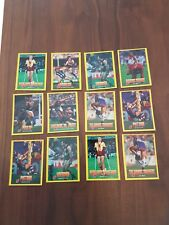 1997 AFL / VFL Select Maggi Football Footy Bloopers Cards - 12 cards