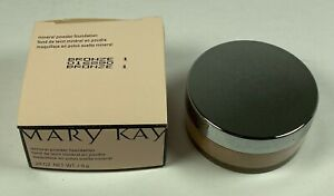 Mary Kay MINERAL POWDER FOUNDATION - #016890 Bronze 1 - New Old Stock