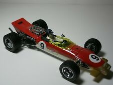 1/18 EXOTO 1968 LOTUS 49B - GRAHAM HILL(WORLD CHAMPION AND TOBACCO LIVERY)
