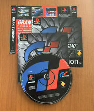 PS1 Gran Turismo Playstation One Game (disc/manual/inserts Only)