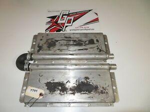 Polaris - 1998 700 RMK - Rear Heat Exchanger - 2511301
