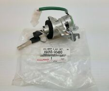 NEW OEM 2013-2018 LEXUS GS350 GS450H TRUNK LOCK CYLINDER WITH KEYS 69055-30480
