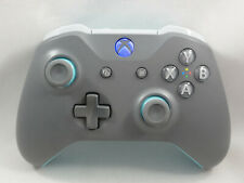 Modded Rapid fire and Blue LED - Microsoft Xbox Wireless Controller - Grey/Blue