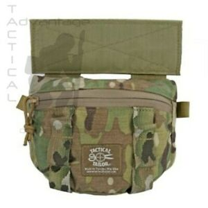 Tactical Tailor Plate Carrier Lower Accessory Pouch - multicam