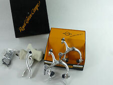Dia Compe Brake set Royal Gran Compe w White Hoods For Campagnolo NOS
