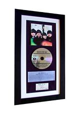 THE BEATLES For Sale CLASSIC CD Album GALLERY QUALITY FRAMED+EXPRESS GLOBAL SHIP