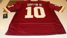 NFL Men's Jersey Washington Redskins Robert Griffin III RG3 Football XL Ltd