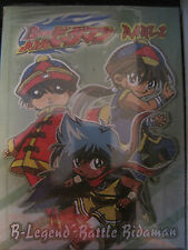 B-Legend Battle Bidaman Part 2 Import DVD Anime Set