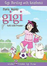 Gigi - Bursting With Readiness (DVD, 2008)