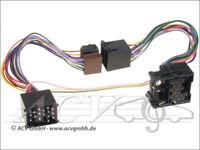 Bury Parrot Radio KFZ Adapter BMW 8er 7er E38 X5 Z3 Z8 bis 2001 mit RUND-Pin
