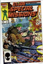 G.I. Joe  Special Missions #2  comic book 1986-1989