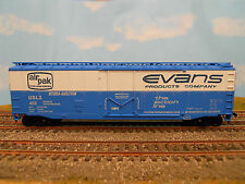 HO SCALE ATHEARN EVANS AIR PAK HYDRA-CUSHION 50' BOX CAR RTR