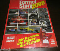 Album Photo Formule 1 Story 2000 La Course Fahrer Technique De Stefan Pajung