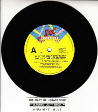 "ELECTRIC LIGHT ORCHESTRA  The Diary Of Horace Wimp ELO 7"" 45 rpm vinyl record"
