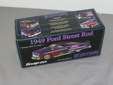 1949 Ford Custom Street Rod Diecast Hot August Nights Snap On Tools NIB 1:25