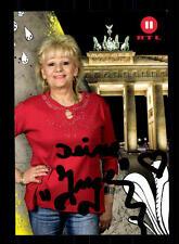 Inge Berlin Tag und Nacht Autogrammkarte Original Signiert # BC 104957