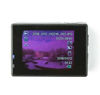 FullSpectrum UMBAU 4K Actioncam APEMAN A80 Digitalkamera Vollspektrum Kamera Mod